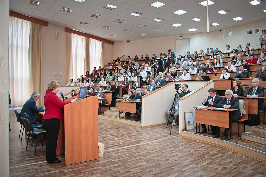 Научно-практическая конференция «Избранные вопросы терапии и общей врачебной практики»