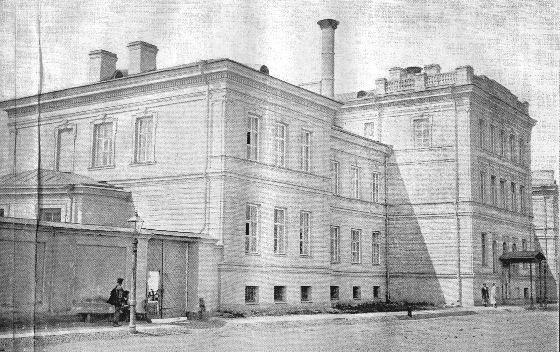 164_Клиника нервных болезней (конец XIX века)