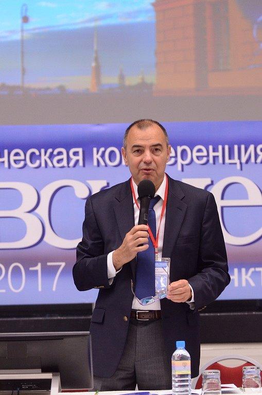 Ежегодная научно-практическая конференция с международным участием «Вреденовские чтения»<br> (21 - 23 сентября 2017 года)
